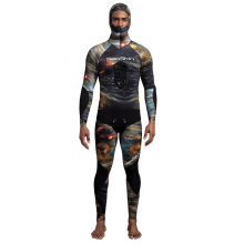 Spearfishing Dalışı için Seaskin 3mm Neopren Wetsuit