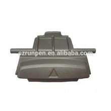 Pieza de máquina de aluminio de fundición a presión
