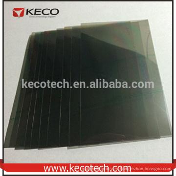 Película del polarizador del LCD para Samsung S3, película del polarizador del panel del LCD para la galaxia S4 de Samsung, para la película del polarizador de Samsung S5