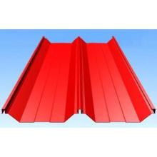 Panel de pared Placas de acero / bobinas de acero recubiertas de color