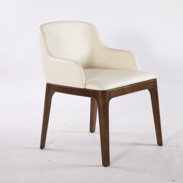 Emmanuel Gallina Poliform dining chair Grace Armchair