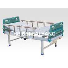 A-92 cama de hospital manual de duas funções