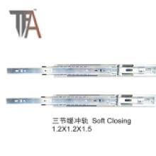 Accesorios de hardware Diapositiva de cajón de gabinete (TF 7107)
