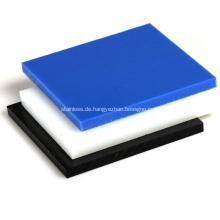 Natürliche Farbplatte CNC-bearbeitetes Nylon PA66-Blatt