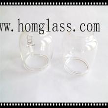 Vidrio borosilicato cubierta/lámpara de la lámpara y la linterna