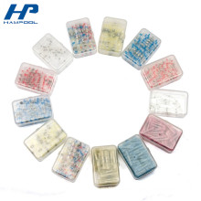 Transparent Small Plastic Tool Boxes For Heat Shrink Tubing