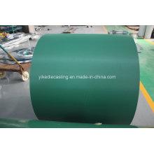 Bobina de aço galvanizada revestida da cor da resistência do desvanecimento