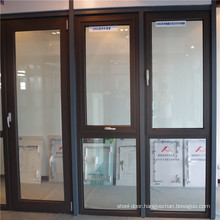 Glass Aluminum Window with Aluminum Alloy Frame Sliding Tempered Laminated Double Triple Glazed Pane