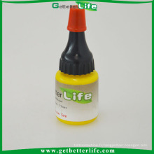 2014 getbetterlfie haute qualité Tattoo Supply 40 encre couleur 5ml/bouteille Pigment Complete Set