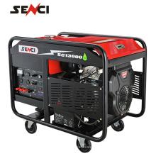 Generador eléctrico silencioso de 10kva para uso doméstico.
