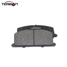 Pastilhas de freio semi-metálicas matéria-prima para TOYOTA