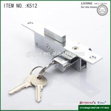 Безопасность двухсторонняя скрытая алюминиевая дверная блокировка