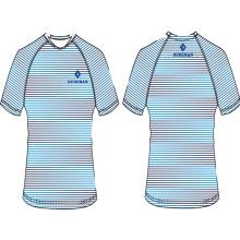 2017 sublimación caliente de la camiseta de los hombres del diseño impresa con el logotipo