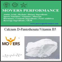 Nahrungsergänzungsmittel Kalzium D-Pantothenat / Vitamin B5