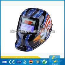 custom welding helmet