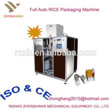 DCS-5F16 tipo de vácuo Semi-auto máquina de embalagem de arroz