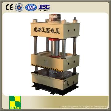 Yz32 Viersäulen-Hydraulikpresse, neue Hochgeschwindigkeits-Präzisions-Pressmaschine