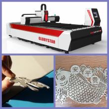 Faser-Laserschneidmaschine für Blechschneiden