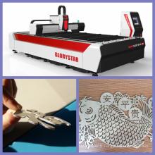 Machine de découpe au laser à fibre pour la coupe de tôle