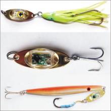 LED Fishing Lure Light and Jigging Enhancer