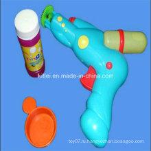Надувной виниловый пластиковый водный пистолет ICTI