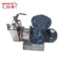 Stainless steel self priming pump centrifugal pump for water and drinks