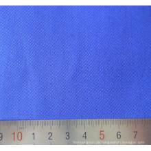 Royal Blau Polyester Baumwolle T/C Twill Workwear Gewebe