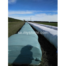 Tube Typ Bale of Silage