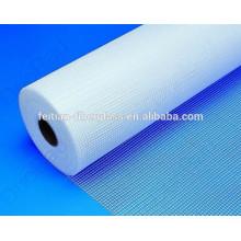 Toile en fibre de verre résistant aux alcalis 160g couleur blanche