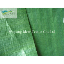 Green Car covered Industrial Fabric/Canopy Fabric