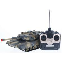 Tanque M1a1 Brinquedos 1/24 Escala Militar RC Tanque
