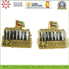 Значок Арабских Эмиратов с магнитом