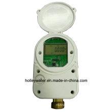 Medidor de água ultra-sônico pré-pago