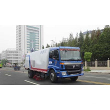 FOTON 4x2 HLQ5163TSLBairport runway sweeper truck cheap price good quality hot sale for sale