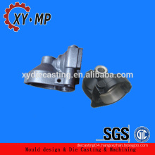 Custom aluminum housing camera parts with cnc machining