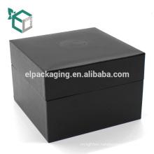 China Wholesale Modern Style Luxury Faux Leather Watch Gift Box