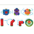 Educational Toys Cupula Building Block Sucker Toy Set