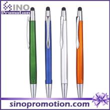 Cliquez sur Stylo à bille avec stylo à caoutchouc Stylo multifonction