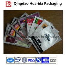 Empaquetado modificado para requisitos particulares del sellado del pesticida de la impresión del fotograbado de tres sellos laterales