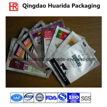 Three Side Seals Customized Gravure Printing Pesticide Packaging Plastic Bag