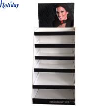 présentoir cosmétique de vente chaude présentoir de stand d'exposition