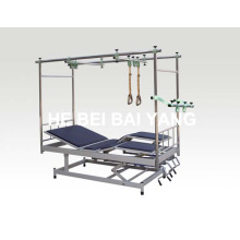 a-141 Tilted Orthopedics Traction Bed with Detachable Legs