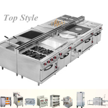 2017 Commercial Electric/Gas Noodle Cooking Equipment/For Soup/Griddle