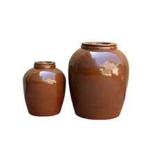 Yellow Clay Flower Pots And Plant Pots