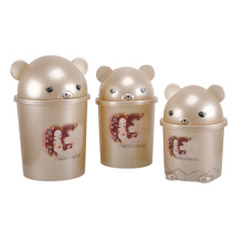 Bac à poussière en plastique créatif (A11-5860)