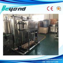 2015 équipement chaud d'usine de traitement de l'eau de vente