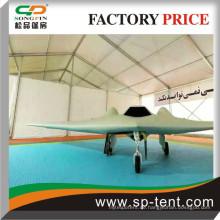PVC Leinwand Stoff Gebrauchte Military Zelte zum Verkauf
