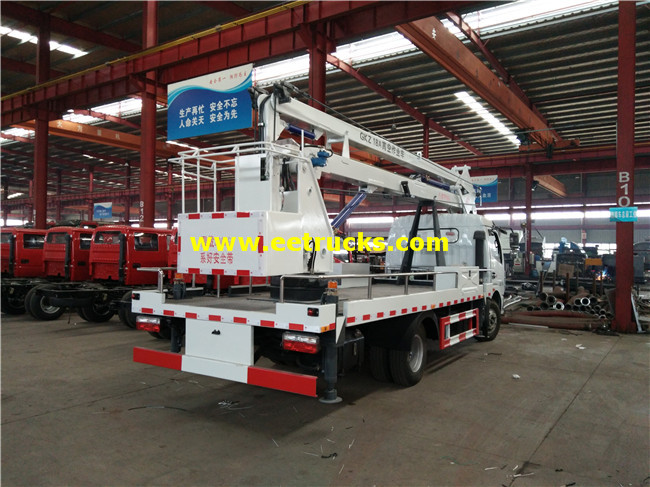 Dongfeng Aerial Lift Work Trucks