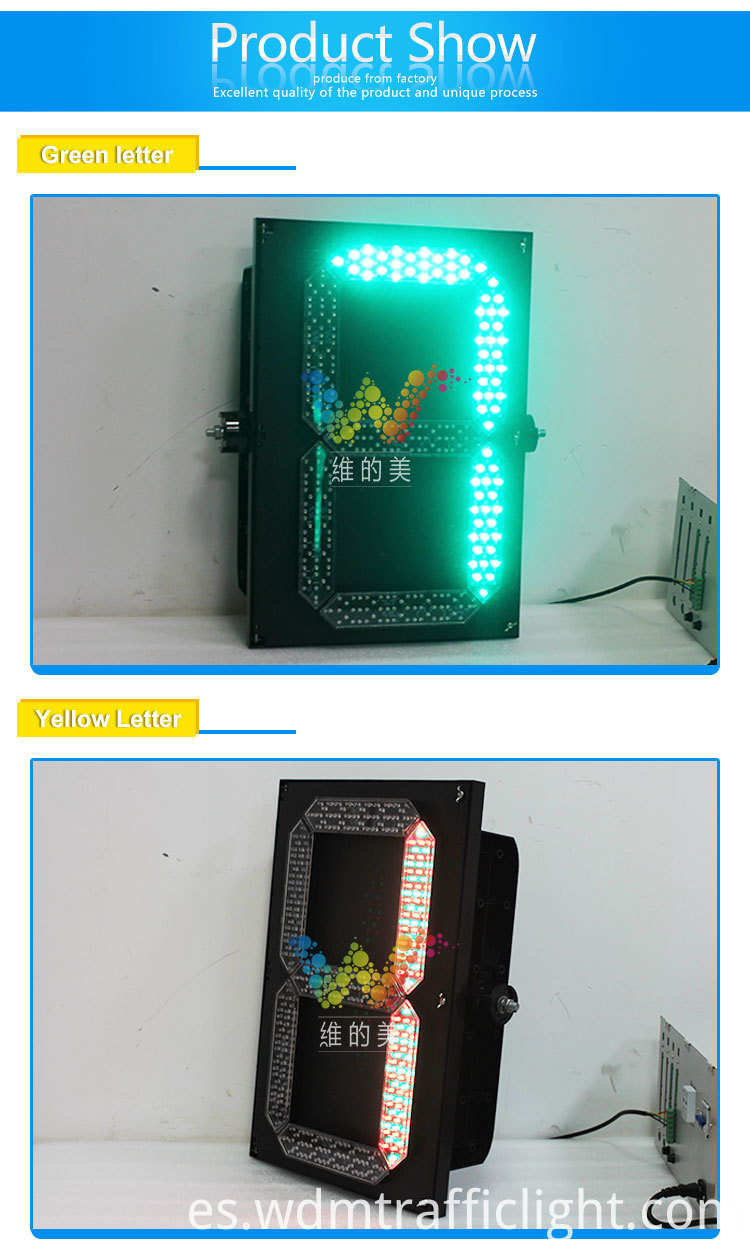 400mm led countdown timer_05