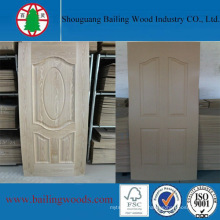 Ash Veneer HDF Door Skin with Cheap Price